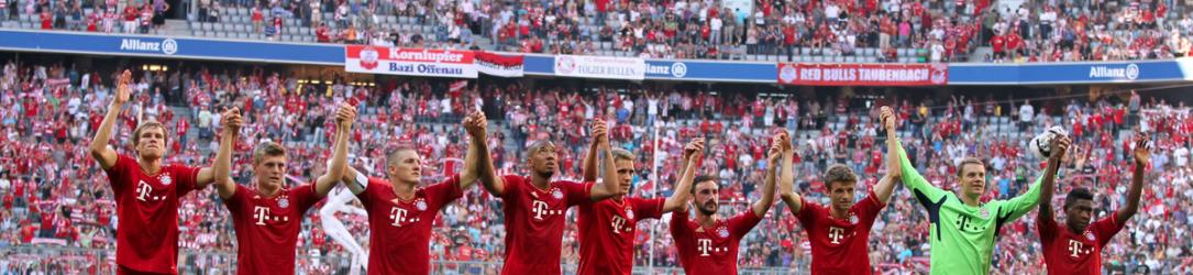 FC Bayern meets Birdies4Kids!