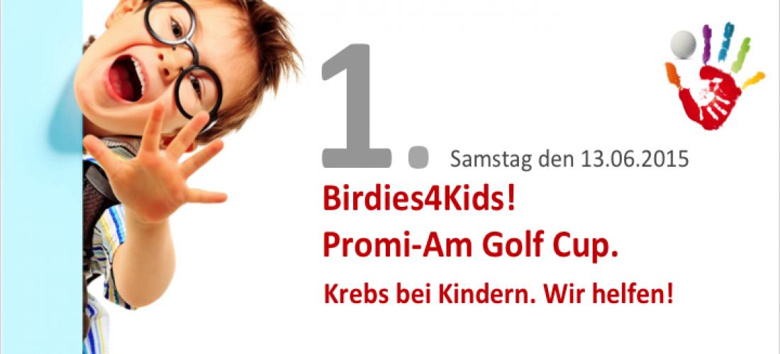 PromiAm Golf Cup zugunsten Birdies4Kids