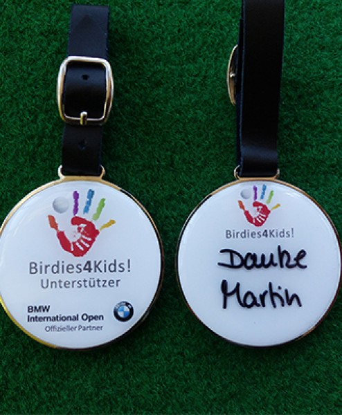 Birdies4Kids Bag Tags