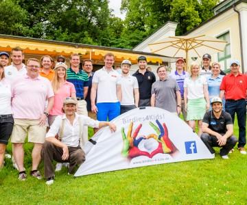 1. Promi-Am Golf Cup zugunsten Birdies4Kids