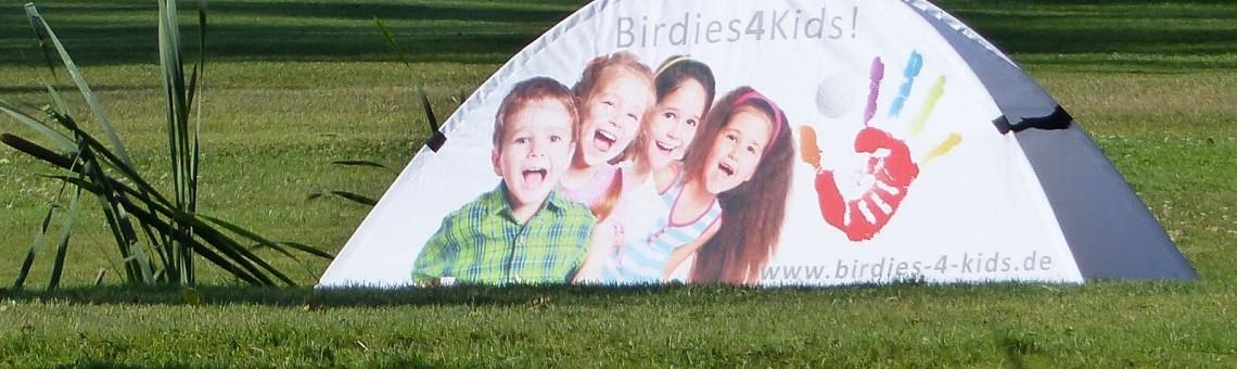Birdies4Kids auf den Golftagen 2017 in München